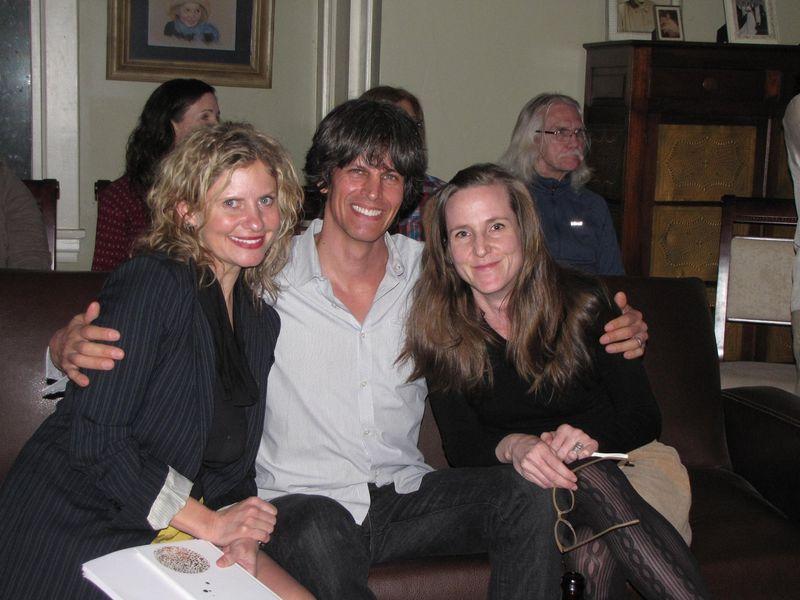 Nicole, Lorraine and I
