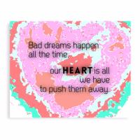 Heart - Metal Print